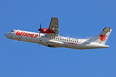 Wings Air (Indonesia)-Lion Group ATR 72-212A (ATR 72-600) PK-WHP (msn 1290) DPS (Pascal Simon). Image: 944060.