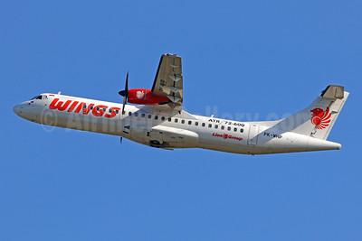 Wings Air (Indonesia)-Lion Group ATR 72-212A (ATR 72-600) PK-WHP (msn 1290) DPS (Pascal Simon). Image: 944060.