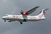 Wings Air (Indonesia) ATR 72-212A (ATR 72-600) F-WWEB (PK-WHG) (msn 1250) 50th ATR 72 to Lion Group) TLS (Eurospot). Image: 927756.