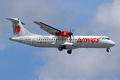 Wings Air (Indonesia)-Lion Group ATR 72-212A (ATR 72-600) PK-WHF (msn 1247) DPS (Pascal Simon). Image: 944059.