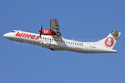 Wings Air (Indonesia)-Lion Group ATR 72-212A (ATR 72-600) PK-WGI (msn 1074) DPS (Michael B. Ing). Image: 924321.