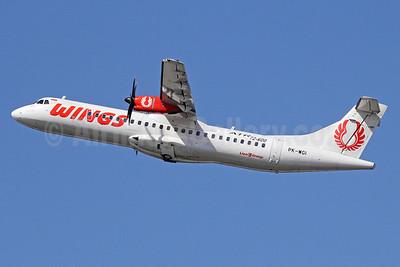 Wings Air (Indonesia)-Lion Group ATR 72-212A (ATR 72-600) PK-WGI (msn 1074) DPS (Michael B. Ing). Image: 924321.
