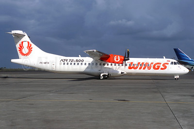 Wings Air (Indonesia) ATR 72-212A (ATR 72-500) PK-WFH (msn 883) (Michel Saint-Felix). Image: 911977.