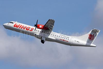 Wings Air (Indonesia)-Lion Group ATR 72-212A (ATR 72-600) PK-WGL (msn 1118) DPS (Michael B. Ing). Image: 924322.
