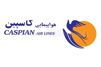 1. Caspian Airlines logo