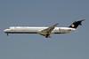 Caspian Airlines McDonnell Douglas DC-9-83 (MD-83) EP-CPZ (msn 43464) (Air Burkina colors) DXB (Paul Denton). Image: 909395.