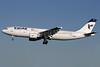 IranAir-The Airline of the Islamic Republic of Iran Airbus A300B4-605R EP-IBB (msn 727) LHR (Antony J. Best). Image: 912939.