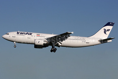 IranAir-The Airline of the Islamic Republic of Iran Airbus A300B4-605R EP-IBB (msn 727) LHR (Antony J. Best). Image: 912939.
