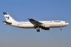 IranAir-The Airline of the Islamic Republic of Iran Airbus A300B4-605R EP-IBA (msn 723) BRU (Karl Cornil). Image: 912938.