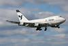 IranAir-The Airline of the Islamic Republic of Iran Boeing 747SP-86 EP-IAD (msn 21758) ARN (Stefan Sjogren). Image: 902124.