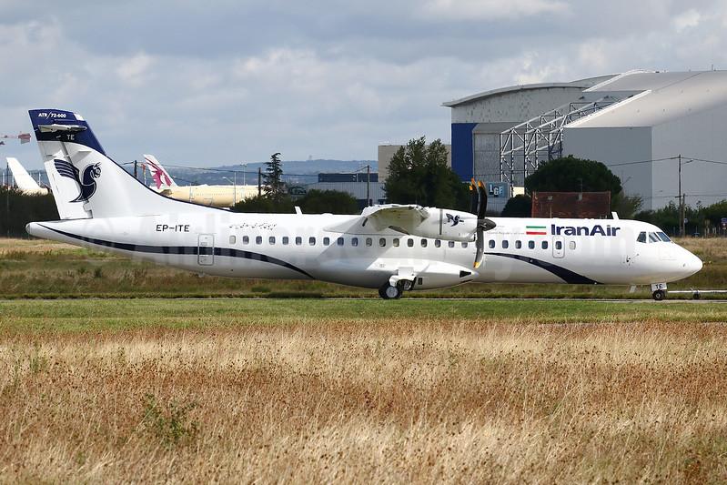 IranAir revises its livery