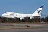 IranAir-The Airline of the Islamic Republic of Iran Boeing 747SP-86 EP-IAB (msn 20999) ARN (Stefan Sjogren). Image: 902123.