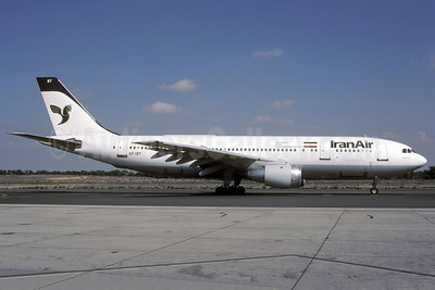 IranAir-The Airline of the Islamic Republic of Iran Airbus A300B2-203 EP-IBT (msn 185) SHJ (Rolf Wallner). Image: 912936.