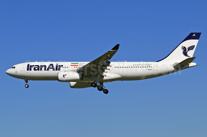 IranAir's second Airbus A330-200