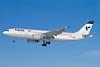 IranAir-The Airline of the Islamic Republic of Iran Airbus A300B4-605R EP-IBD (msn 696) ARN (Stefan Sjogren). Image: 911017.