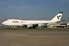 Type Retired: IranAir retired the last passenger Boeing 747-200 on May 7, 2016
