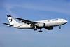 IranAir-The Airline of the Islamic Republic of Iran Airbus A300B4-605R EP-IBD (msn 696) AMS (Gabor Hajdufi). Image: 907630.