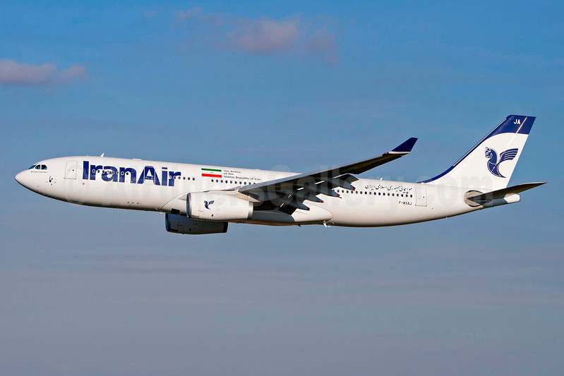 IranAir-The Airline of the Islamic Republic of Iran Airbus A330-243 F-WXAJ (EP-IJA) (msn 1540) TLS (Airbus). Image: 937248.