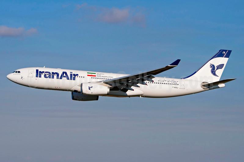 IranAir-The Airline of the Islamic Republic of Iran Airbus A330-243 F-WXAJ (EP-IJA) (msn 1540) TLS (Airbus). Image: 937248.