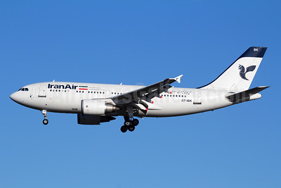 IranAir-The Airline of the Islamic Republic of Iran Airbus A310-304 EP-IBK (msn 671) FRA (Marcelo F. De Biasi). Image: 950090.