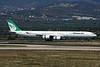 Mahan Air's first Airbus A340-600