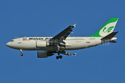 Mahan Air Airbus A310-304 F-OJHI (msn 537) BKK (Ken Petersen). Image: 909166.
