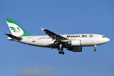 Mahan Air Airbus A310-304 EP-MNX (msn 564) IST (TMK Photography). Image: 944510.