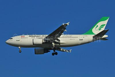 Mahan Air Airbus A310-304 F-OJHH (msn 586) BKK (Ken Petersen). Image: 909164.