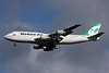 Mahan Air Boeing 747-3B3 EP-MND (msn 24313) BKK (Jens Polster). Image: 905063.
