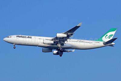 Mahan Air Airbus A340-311 EP-MMA (msn 056) BKK (Michael B. Ing). Image: 940558.