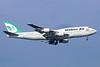 Mahan Air Boeing 747-3B3 EP-MNE (msn 23480) BKK (Michael B. Ing). Image: 92380.