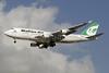 Mahan Air Boeing 747-422 EP-MNC (msn 26879) DXB (Paul Denton). Image: 909163.
