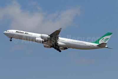 Mahan Air Airbus A340-642 EP-MMR (msn 615) DPS (Pascal Simon). Image: 942314.