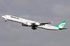 Mahan Air Airbus A340-642 EP-MMF (msn 376) DXB (Speedbird Images). Image: 931767.