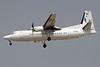 Naft Airlines Fokker F.27 Mk. 050 EP-OIL (msn 20222) DXB (Paul Denton). Image: 940410.