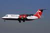 Qeshm Air BAe RJ100 EP-FQV (msn E3375) THR (Jacques Guillem Collection). Image: 936808.