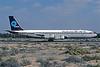 Saha Air Boeing 707-3J9C EP-SHE (msn 21127) SHJ (Christian Volpati Collection). Image: 921225.