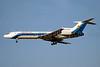 Taban Air (Kolavia) Tupolev Tu-154M RA-85787 (msn 93A971) (Kolavia colors) DXB (Paul Denton). Image: 904511.