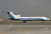 Taban Air-Kolavia Tupolev Tu-154M RA-85761 (msn 92A944) (Kolavia colors) DXB (Jay Selman). Image: 402053.