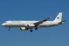 Iraqi Airways Airbus A21-231 YI-AGR (msn 4067) FRA (Paul Bannwarth). Image: 923572.
