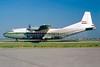 Iraqi Airways Antonov An-12BP YI-AFJ (msn 8345910) ORY (Jacques Guillem). Image: 929547.