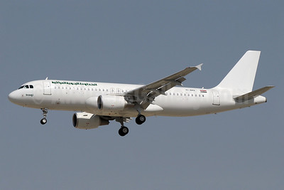 Iraqi Airways Airbus A320-214 YI-ARA (msn 5115) DXB (Paul Denton). Image: 910804.