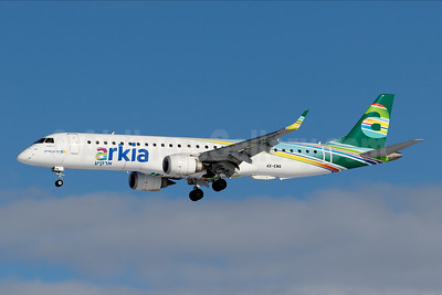 Arkia Airlines Embraer ERJ 190-200LR (ERJ 195) 4X-EMA (msn 19000172) MUC (Arnd Wolf). Image: 945671.