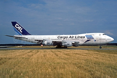 Cargo Air Lines - CAL Boeing 747-271C 4X-ICM (msn 21965) MUC (Christian Volpati Collection). Image: 935963.