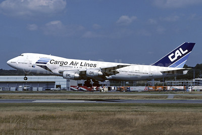 Cargo Air Lines - CAL Boeing 747-271C 4X-ICL (msn 21964) (Christian Volpati Collection). Image: 942811.