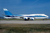 El Al added its first Boeing 747-400 (4X-ELA) on April 27, 1994