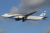El Al Israel Airlines Boeing 787-9 Dreamliner 4X-EDB (msn 42117) LHR (SPA). Image: 940641.