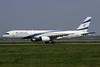 El Al Israel Airlines Boeing 757-258 4X-EBV (msn 26054) AMS (Antony J. Best). Image: 902938.