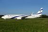 El Al Israel Airlines Boeing 737-958 ER WL 4X-EHH (msn 41558) ZRH (Rolf Wallner). Image: 934280.