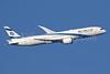 El Al Israel Airlines Boeing 787-9 Dreamliner 4X-EDB (msn 42117) LHR (SPA). Image: 941028.